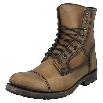 Mens Harley-Davidson Leather Boots Talls Man D99902