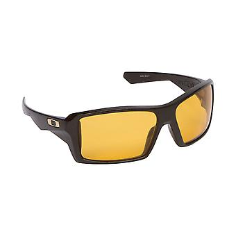 Eyepatch 1 Replacement Lenses Black & Hi Intensity Yellow by SEEK fits OAKLEY