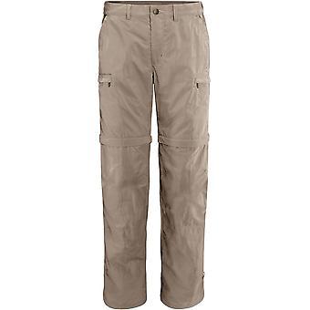 VauDe Farley Zip-Off Pants - Muddy