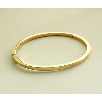 14 k Yellow Gold Bracelet