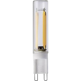LED G9 Pen 2.7 W = 25 W Warm white (Ø x L) 14 mm x 68 mm EEC: A+ Segula Filament, dimmable 1 pc(s)