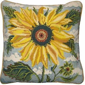 Sunflower Heaven Needlepoint Kit