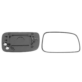 Right Mirror Glass (heated) & Holder for TOYOTA AVENSIS Estate 2003-2006