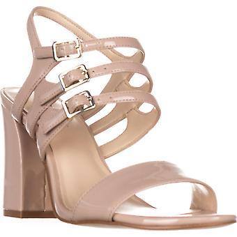 Nine West Hadil Strappy Dress Sandals, Natural