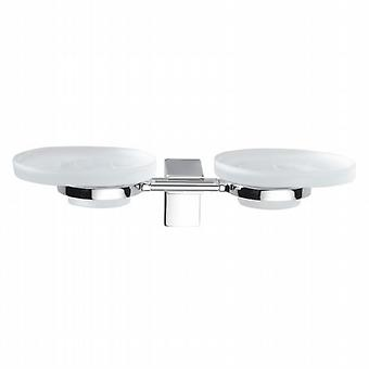 Eletech Double Soap Dish 114108