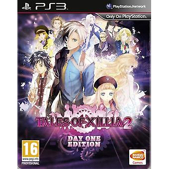 Tales of Xillia 2 Day 1 Edition (PS3) - Factory Sealed