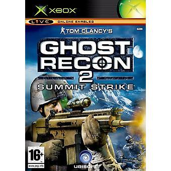 Ghost Recon 2 Summit Strike (Xbox)