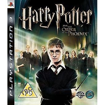 Harry Potter och fenixordern (PS3)