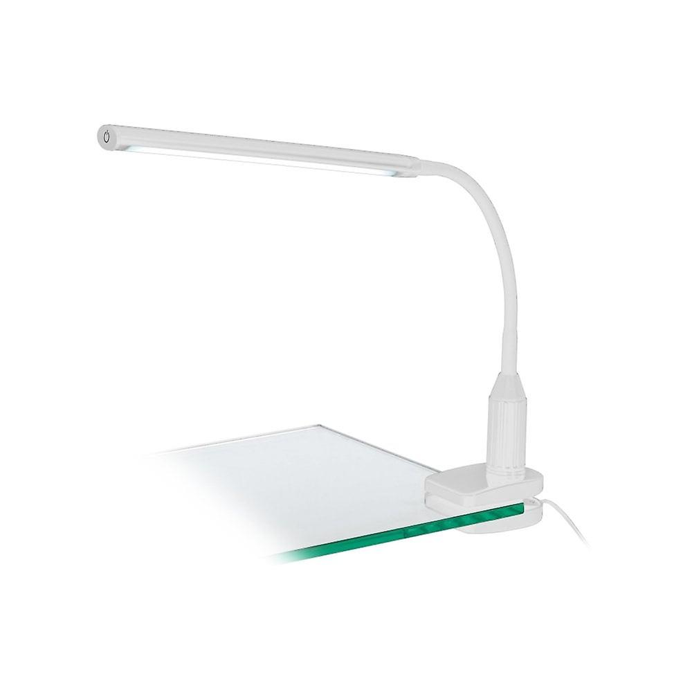 Eglo Laroa LED Touch Lamp With Desk Clamp Bracket