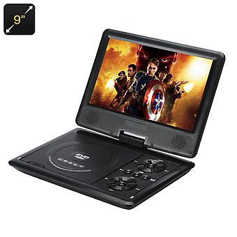 9-Zoll-Portable Region Free DVD-Player