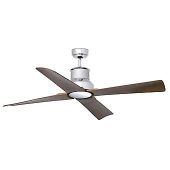 Energy-saving ceiling fan Faro Winche Chrome