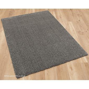 Confortable tapis gris