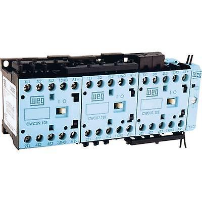 1 pc(s) Star-delta combo 1 maker, 2 breakers 1 pc(s) WEG OSW1-C16-C9D24-ET
