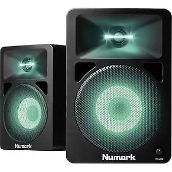 Gjeldende skjerm 12,7 cm 5 Numark NWAVE580L 40 W 1 eller flere PCer