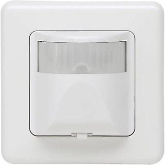 Kopp 808413011 Flush mount PIR motion detector 180 ° Relay White IP20