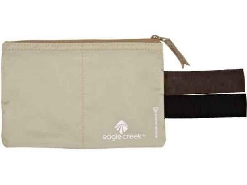 Eagle Creek RFID Blocker Hidden Pocket (Tan)