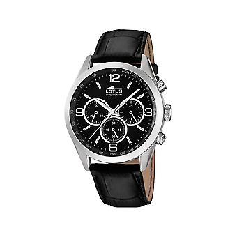 LOTUS - mannen horloge - 18155/2 - minimalist - sport