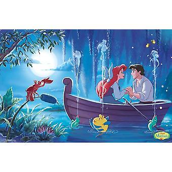 Ariel - Kiss the Girl Poster Print