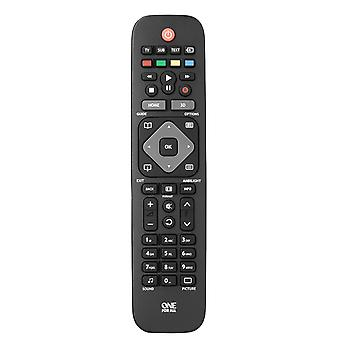 One For All URC1913 All Branded Philips TV Replacement Remote Control