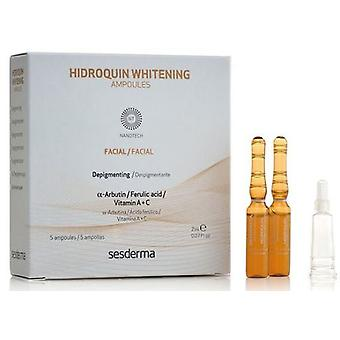 Sesderma Hidroquin Whitening Ampoules 5 x 2 ml (Cosmetics , Face , Concentrates)