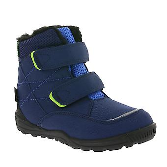 Kamik insulated kids winter boots with Gore-Tex® blue
