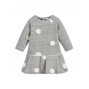 Chloe Childrenswear Daisy détail goutte taille robe pull