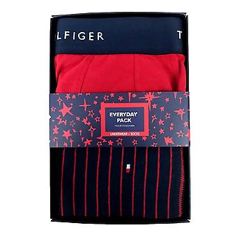 Tommy Hilfiger Everyday Pack Underwear And Socks - Scooter