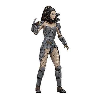 Predator action figure series 18 Machiko multicolor, plastic, manufacturer: NECA.