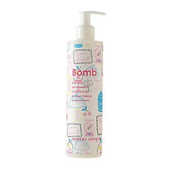 Bomba cosméticos cuerpo 300 ml loción dulce como el pastel de cereza