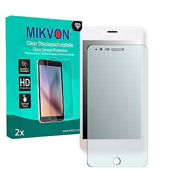 Alcatel OneTouch Pop Up Screen Protector - Mikvon Clear (Retail Package with accessories)