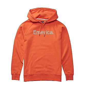 Emerica Orange Purity Hoody