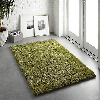 Chicago Olive  Rectangle Rugs Plain/Nearly Plain Rugs