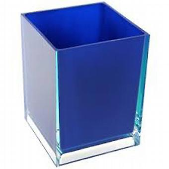 Gedy Rainbow Waste Basket Bin Blue RA09 05