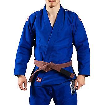 Scramble atleta V4 450 BJJ Gi blu