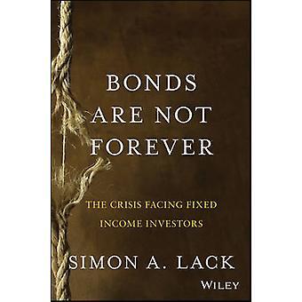 Anleihen sind nicht für immer - die Krise Fixed Income Investoren von Si