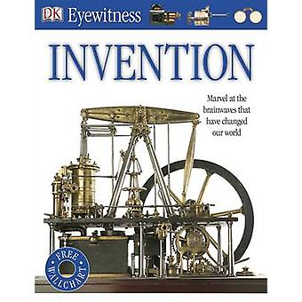 Invention by DK - 9781409325512 Book
