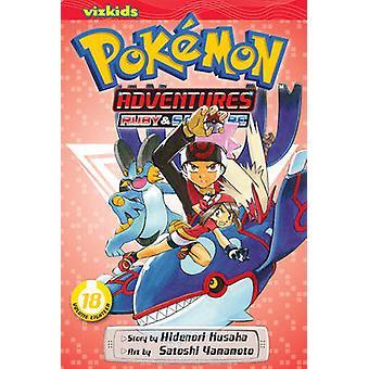 Pokemon eventyr af Hidenori Kusaka - Zsolt Mato - 9781421535524 Bo
