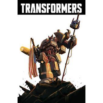 Transformatorer - volym 9 av Andrew Griffith Sara Pitre-Durocher - Joh