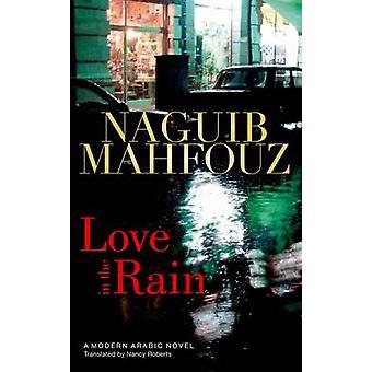L'amour sous la pluie par Naguib Mahfouz - livre 9789774164521