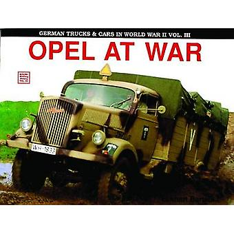German Trucks & Cars in WWII by Eckhart Bartels - 9780887403095 Book