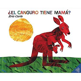 Does a Kangaroo Have a Mother, Too: El Canguro Tiene Mama?: Spanish Edition [Abridged] [Audiobook] [Box set] [Illustrated] [Large Print]