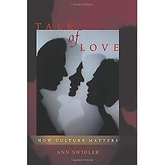 Tala om kärlek: hur kultur frågor