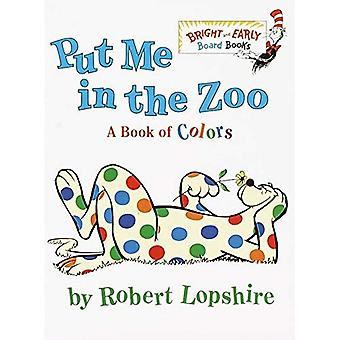Put Me in the Zoo (Bright & Early Board Books)