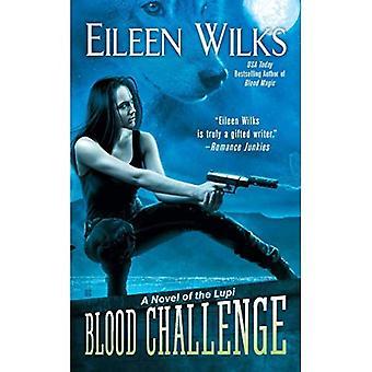 Blood Challenge: A Novel of the Lupi