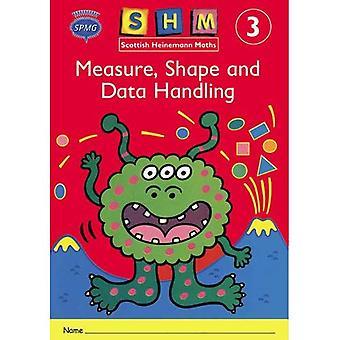 Écossais Heinemann Maths 3: Forme activité livre 8 Pack