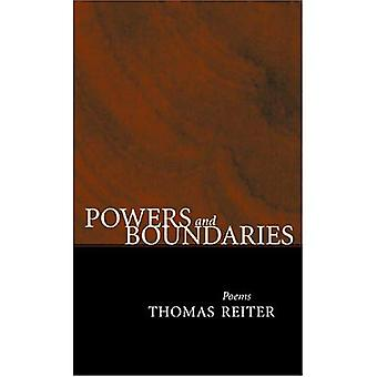 Poderes y límites: poemas