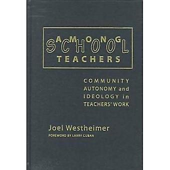 Parmi les enseignants