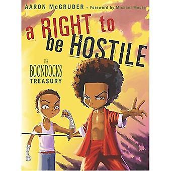 A Right to Be Hostile: The Boondocks Treasury (Boondocks)