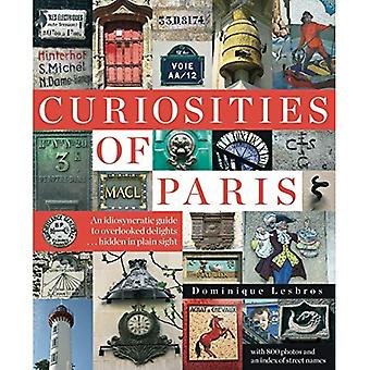Curiosities Of Paris