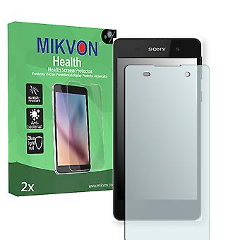Sony Xperia E5 Screen Protector - Mikvon Health (Retail Package with accessories)